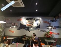 重庆万州烤鱼学员店面