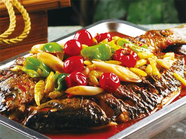 重庆泡椒烤鱼